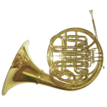 Schmid Full Double French Horn with Stopping Valve