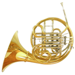 Schmid Full Double French Horn