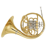Yamaha YHR871D Custom Full Double French Horn