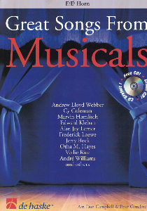 Campbell: Songs from the Musicals with CD