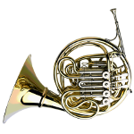 Paxman Model 75.3 Triple Bore Full Triple French Horn