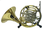 Pre-Owned Paxman Model 40 Full Double Descant Horn