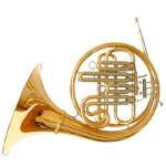 Schmid Bb Single French Horn with A Stopping Valve