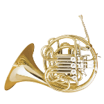 Dieter Otto 185 Full Triple French Horn