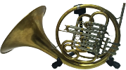 Pre-Owned Sansone Bb Single French Horn