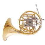 Alexander Model 309 Compensating Triple French Horn