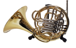 Pre-Owned Hans Hoyer 6801 Full Double French Horn