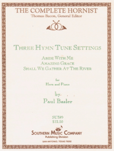 Basler: 3 Hymn Tune Settings