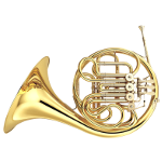 Yamaha YHR567 Full Double French Horn