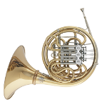 Alexander Model 403 Full Double French Horn