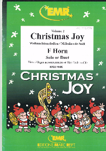 Christmas Joy: Solos and Duets for Horn Volume 2