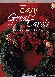 Easy Great Carols with CD
