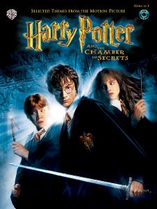 Harry Potter & Chamber of Secrets with CD