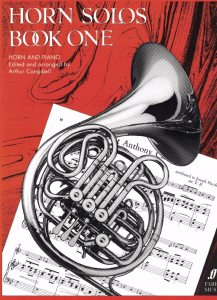 Campbell: Horn Solos Book 1