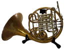 Pre-Owned Paxman Model 21 Full Double French Horn