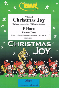 Christmas Joy: Solos and Duets for Horn Volume 1