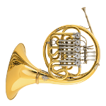 Alexander Model 97 Single French Horn