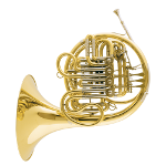 Alexander Model 104 Full Double French Horn