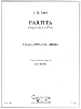 Bach: Partita in A Minor