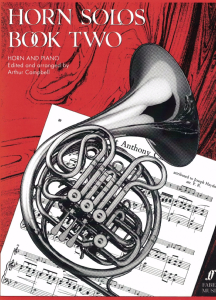 Campbell: Horn Solos Book 2