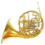 Schmid Full Triple French Horn