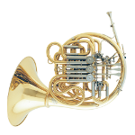 Alexander Model 310 Full Triple French Horn