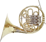 Paxman Model 27 Full Double French Horn