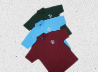 Paxman Polo Shirts