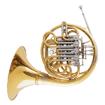Alexander Model 1104 Full Double French Horn