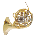 Alexander Model 301 Full Triple French Horn