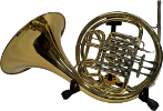 Pre-Owned Senora F/Bb Compensating Double French Horn