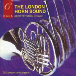 The London Horn Sound CD