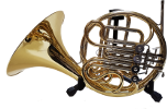 Pre-owned Yamaha 567 Full Double French Horn
