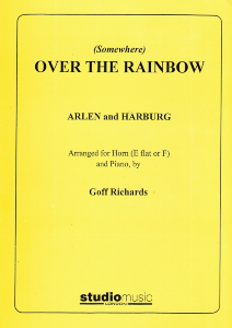 Arlen & Harburg: (Somewhere) Over The Rainbow