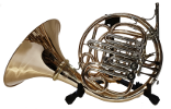 Pre-Owned Paxman Model 45 Descant Horn