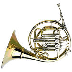 Paxman Model 45 Full Double Descant Horn