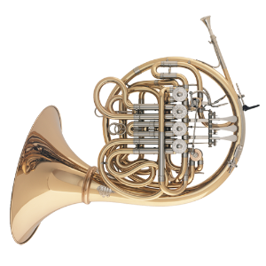 Alexander Model 303 Full Triple French Horn