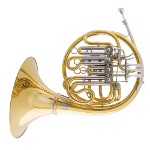 Alexander Model 107 Full Double Descant Horn