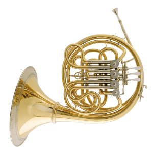Alexander Model 200 Full Double French Horn
