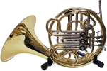 Pre-Owned Yamaha YHR668 Full Double French Horn