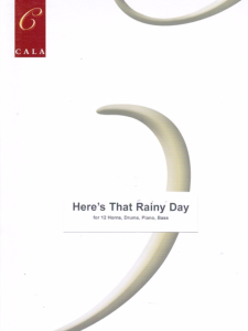 Here's that rainy day bass part sheet music