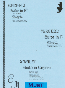 Corelli: Suite in Bb