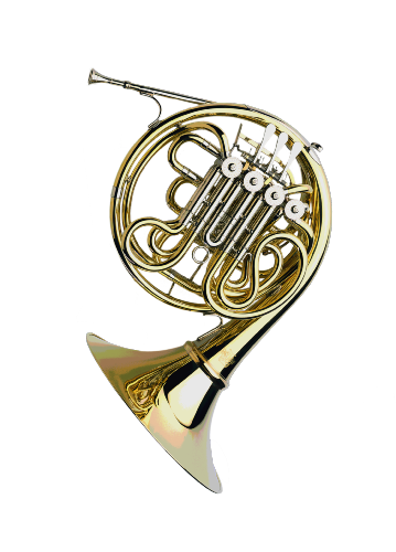 Paxman Model 23 F/Bb Full Double French Horn