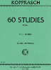 Kopprasch: 60 Studies Volume 1