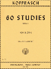 Kopprasch: 60 Studies Volume 2